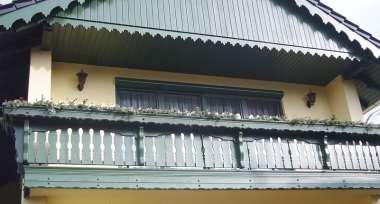 Holz im Außenbereich